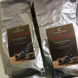 🔥NEW-Caramel Coffee 500 gr 新鮮純咖啡粉狀