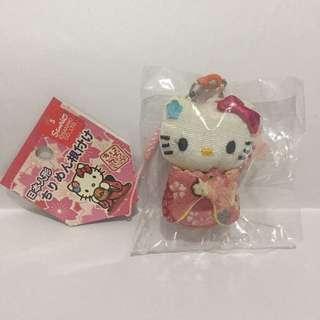 日本Hello kitty 吊飾 手機吊飾