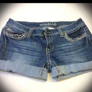 Maurices brand short jeans M