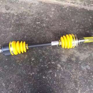 Drive Shaft Silicone