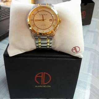 Alain Delon Men Watch