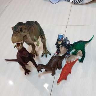 Dinosaur Toy set