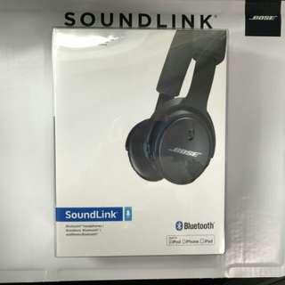 Bose SoundLink藍芽耳機