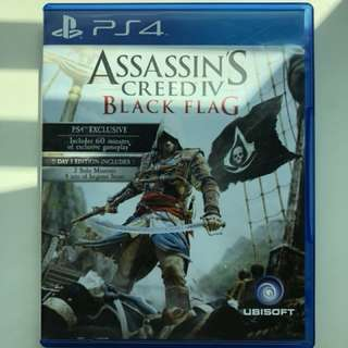 Assassin's Creed 4: Black Flag for PS4
