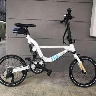 Flik EZ T9 Folding Bike