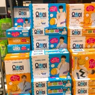 Wanna one요하이餅乾 韓國代購商品