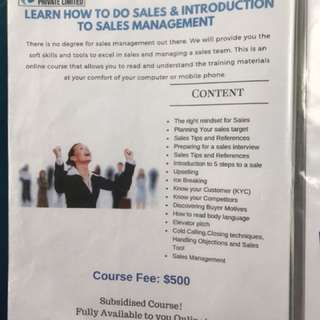 Free beneficial and on demand course