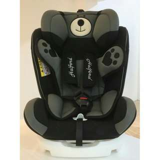 Halford Zeus XT Limited Edition Bear Baby Car Seat