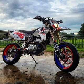 DRZ 400SM 2010