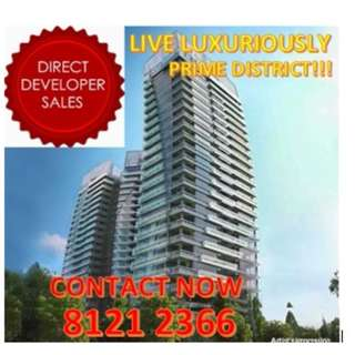 🌟 READY TO MOVE IN Gramercy Park, SG's Prime District 10, Freehold Condo, FOCUSES ON THREE MAIN PRIVILEGES, LIVING LUXURIOUSLY, BEING EXCLUSIVE AND UNIQUE, GREAT ACCESSIBILITY. 6 MINS WALK TO ORCHARD ROAD, where all your shopping adventures begin!🌟