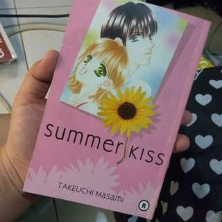 Komik SUMMER KISS