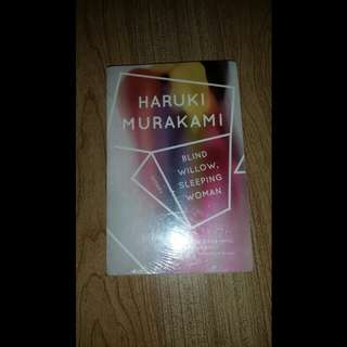 Blind Willow, Sleeping Woman by Haruki Murakami (sealed)