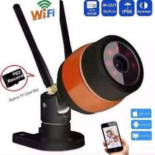 1080P Wireless Outdoor Bullet IP WIFI Camera Waterproof CCTV Security IR Yoosee