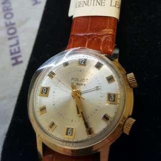 *全新Poljot手動上鏈vintage watch*