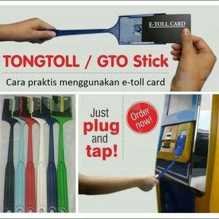 Tongkat E-Toll / TongTol / TongToll / Gagang E-Toll / Tongkat GTO Stick