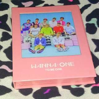 (ON HAND) Wanna One 1st Mini Album Pink Ver.