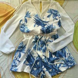 Jumpshort, romper, or swimsuit cover up