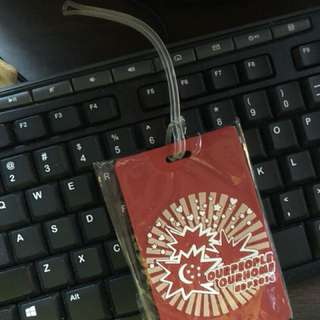 NDP Luggage Tag! Free to giveaway!!!