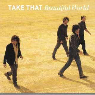 CD ALBUM - TAKE THAT - BEAUTIFUL WORLD // BOX Q //