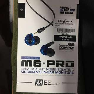 Meeaudio M6 Pro Special Edition