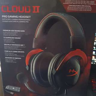 Kingston HyperX Cloud 2 pro gaming headset