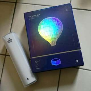 [ READY STOCK ] BTS The Wings Tour DVD