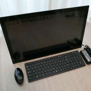 Sony Vaio All-in-one PC Tap 21 i5 4gb Ram