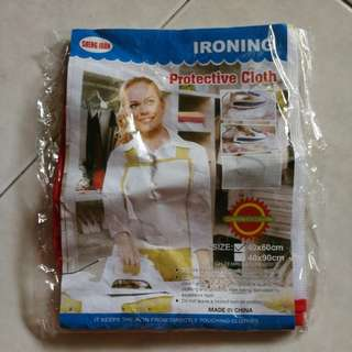 Ironing protective cloths