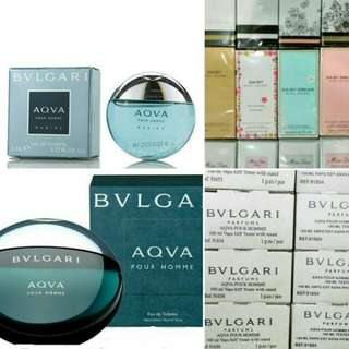 Bvlgary Aqva