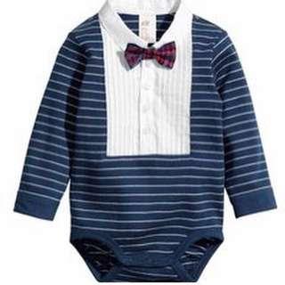 Tuxedo hnm 6-9 bulan