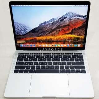 "MBP 2017/13""/128GB - Apple Macbook Pro 2017 13-inch 128GB Silver"