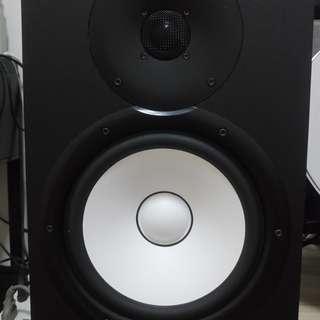 Yamaha hs8 + hs8s