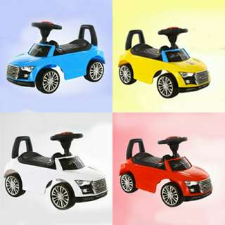 BN FREE DELIVERY Audi Push Car Toy Replica