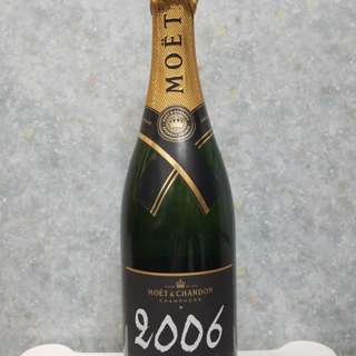 Champagne Moet & Chandon Grand Vintage 2006