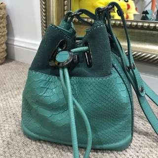 Mimco green bag
