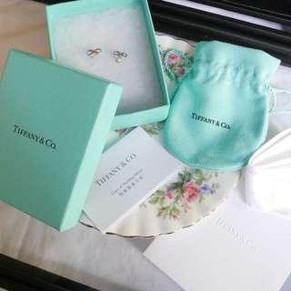 Tiffany Infinity Earrings
