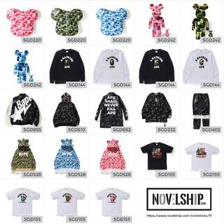 9f8d99e0e4b BAPE DROP Part 2 (16 12)