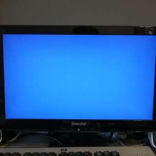 Philips 192e 19 inch monitor