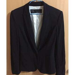 ZARA 黑色西裝外套