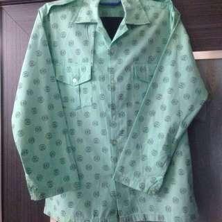 Uniform Pandu Puteri Tunas