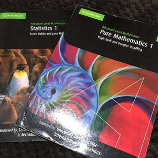 Cambridge AS Level Mathematics Textbook