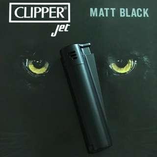 Limited Edition Metal Jet Electronic Lighter (Matte Black)