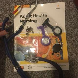 Nursing starter pack!