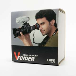 LVF-43 LCD Viewfinder Magnifier