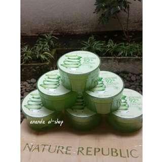 [RESTOCK] Nature Republic Aloe Vera 92% Soothing Gel