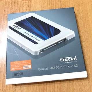 """BNIB Crucial MX300 2.5"""" 525GB SSD"""