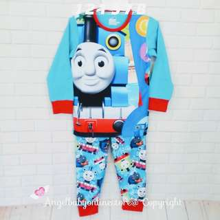 (Nett Price) Thomas Train Sleepwear