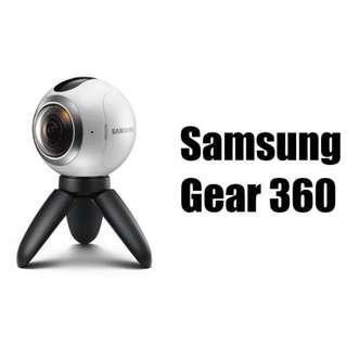 Samsung Gear 360 SM-C200 全景攝影機 Galaxy S6, S7, S7 edge, Note5