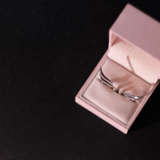 YUME Jewelry (乙葉夢) Wings Couple Rings