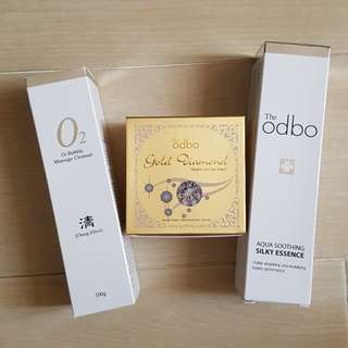 [Christmas Sale] BN Odbo products